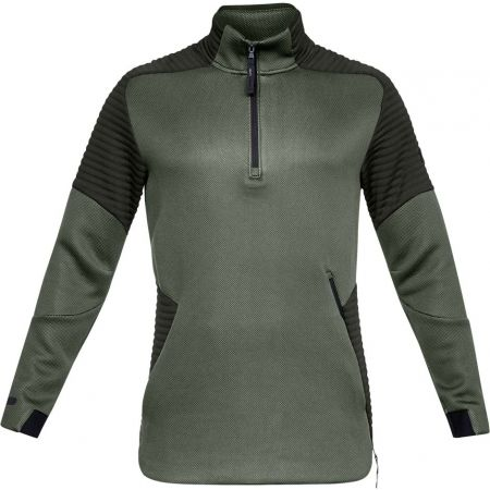 Pánska mikina - Under Armour MOVE AIRGAP 1/2 ZIP - 1