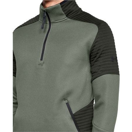 Pánska mikina - Under Armour MOVE AIRGAP 1/2 ZIP - 7