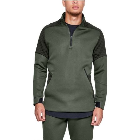 Pánska mikina - Under Armour MOVE AIRGAP 1/2 ZIP - 4
