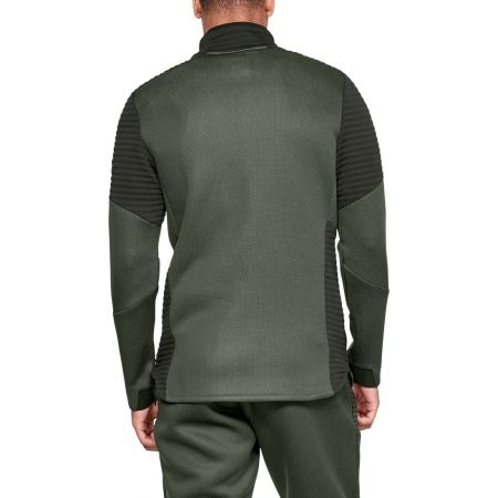 Pánska mikina - Under Armour MOVE AIRGAP 1/2 ZIP - 6