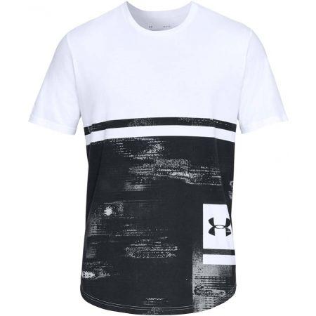 Pánske tričko - Under Armour UA SPORTSTYLE PRINT SS - 1 f9fce9c6029