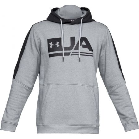 Under Armour TB FLEECE GRAPHIC - Pánská mikina