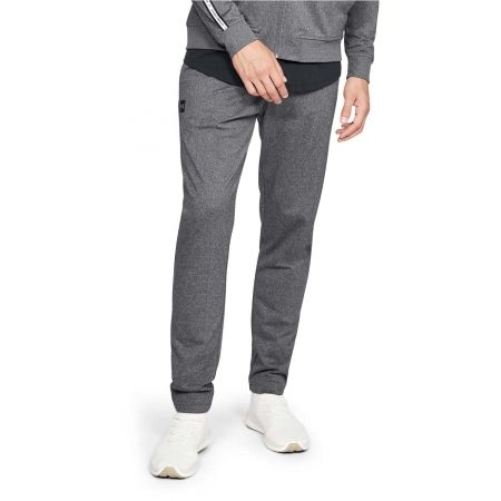 Men's pants - Under Armour SPORTSTYLE TRICOT TRACK PANT - 4