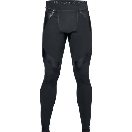 Under Armour Q4 SUPERBASE LEGGING - Pánske kompresné legíny