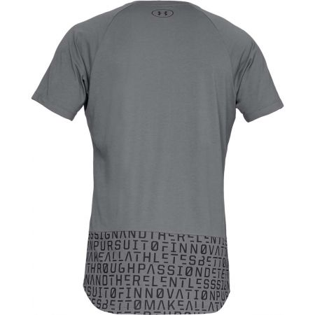 Мъжка тениска - Under Armour PERPETUAL GRAPHIC SS - 2