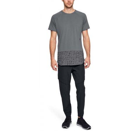 Мъжка тениска - Under Armour PERPETUAL GRAPHIC SS - 4