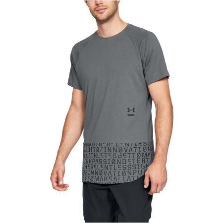 Мъжка тениска - Under Armour PERPETUAL GRAPHIC SS - 5