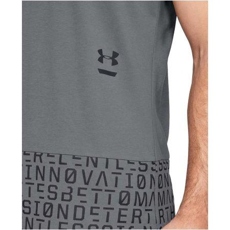Мъжка тениска - Under Armour PERPETUAL GRAPHIC SS - 8