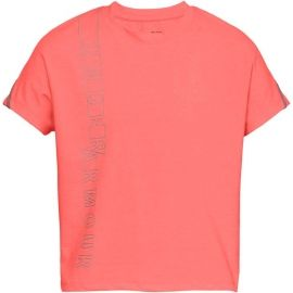 Under Armour LIGHTER LONGER SSC GRAPHIC WM - Tricou de damă