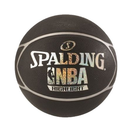 Basketbalový míč - Spalding NBA HIGHLIGHT