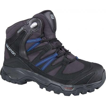 Pánska hikingová obuv - Salomon MUDSTONE MID 2 GTX - 1 9e96d658c88