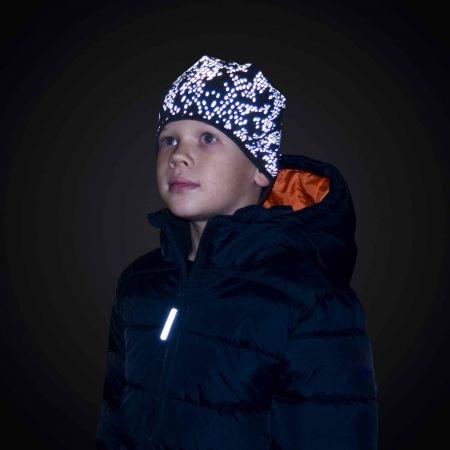 Dětská zimní čepice - Runto RT-CAP-SCALES - 4