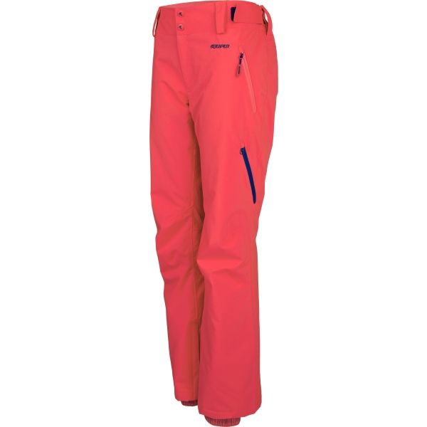 Reaper IMALA červená S - Dámske snowboardové nohavice