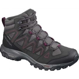 Salomon LYNGEN MID GTX W - Women's hiking shoes