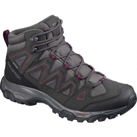 Salomon LYNGEN MID GTX W - Dámska hikingová obuv