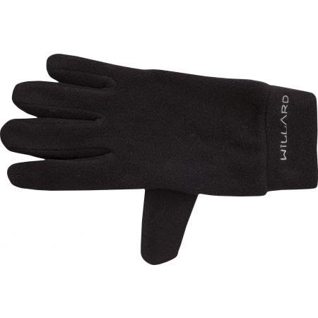 Flísové rukavice - Willard KAPETO - 1