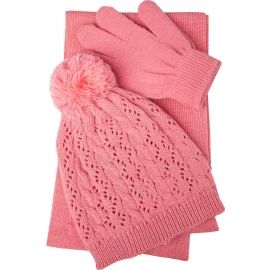 Lewro PIPA - Dievčenský pletený set
