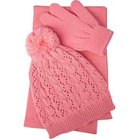 Dívčí pletený set - Lewro PIPA - 1