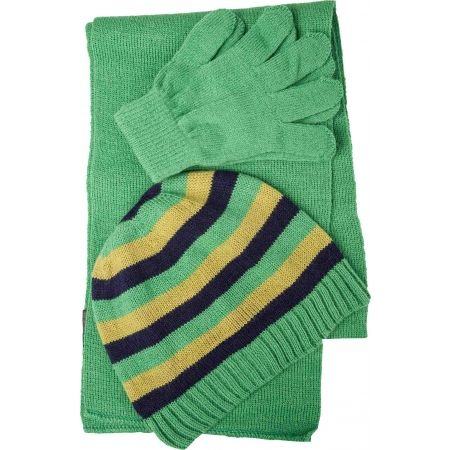 Children's knitted set - Lewro PIP - 1
