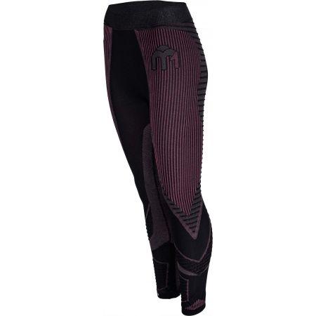 Dámské spodní kalhoty - Mico 3/4 TIGHT PANTS M1 - 1