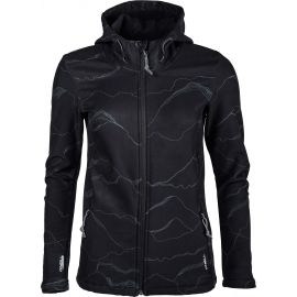 O'Neill PW PRINT SOFTSHELL - Дамско софтшел яке
