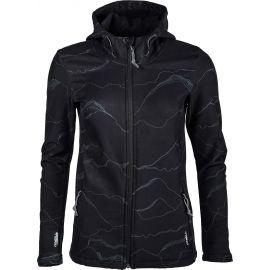 O'Neill PW PRINT SOFTSHELL - Women's softshell jacket