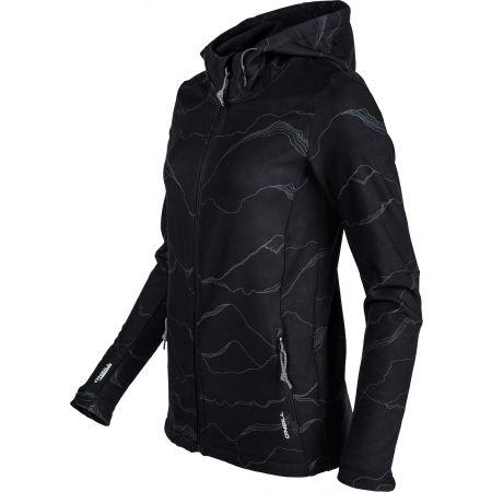 Dámská softshellová bunda - O'Neill PW PRINT SOFTSHELL - 2