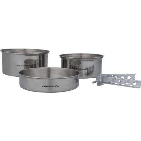Crossroad TRIA - Cooking set