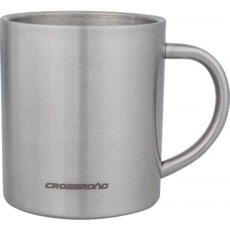 Crossroad EGON - Stainless steel mug
