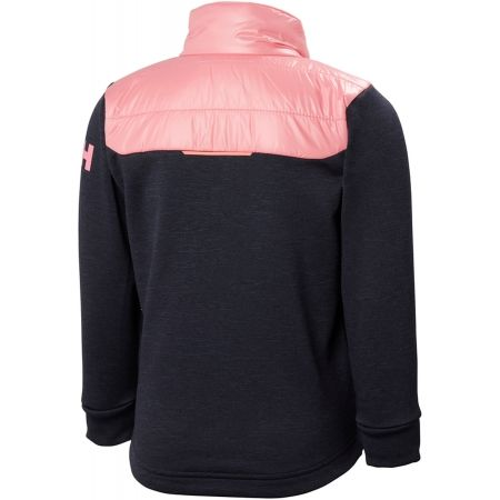 9401921dc1 Gyerek kabát - Helly Hansen K BOUNDARY FLEECE JACKET - 2