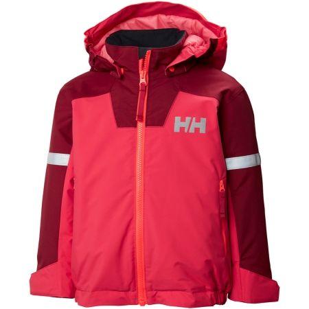 Dětská zimní bunda - Helly Hansen K LEGEND INS JACKET - 1