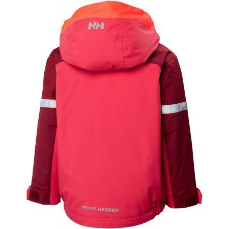 Dětská zimní bunda - Helly Hansen K LEGEND INS JACKET - 2