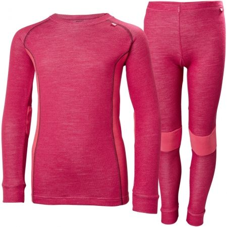 Helly Hansen JR HH LIFA MERINO SET - Детски комплект