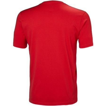 Pánské triko - Helly Hansen LOGO T-SHIRT - 2