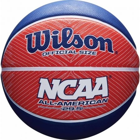 Basketbalový míč - Wilson NCAA ALL AMERICAN 295 BSKT - 1
