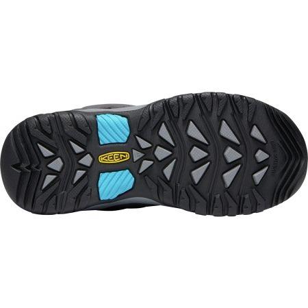 Juniorská zimná vysoká obuv - Keen LEVO WINTER WP Y - 3