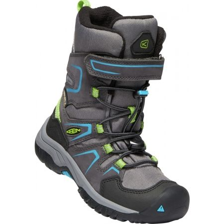 Keen LEVO WINTER WP - Kids' winter shoes