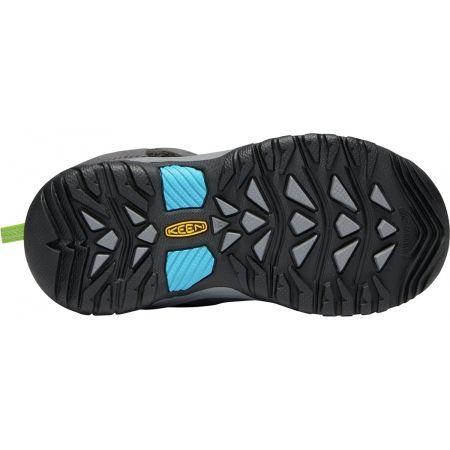 Dětská zimní vysoká obuv - Keen LEVO WINTER WP - 4