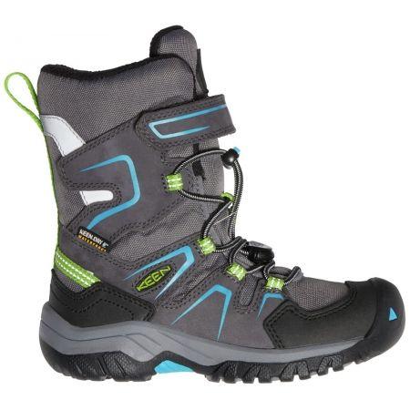 Dětská zimní vysoká obuv - Keen LEVO WINTER WP - 2