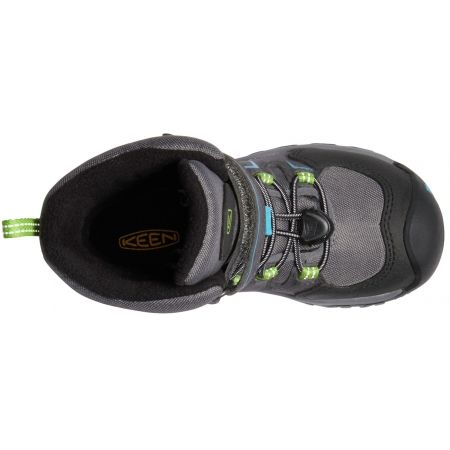 Dětská zimní vysoká obuv - Keen LEVO WINTER WP - 3
