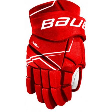 Juniorské hokejové rukavice - Bauer NSX GLOVES JR