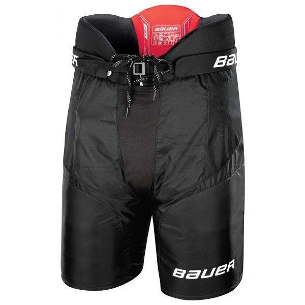 Bauer NSX PANTS SR černá S - Seniorské hokejové kalhoty
