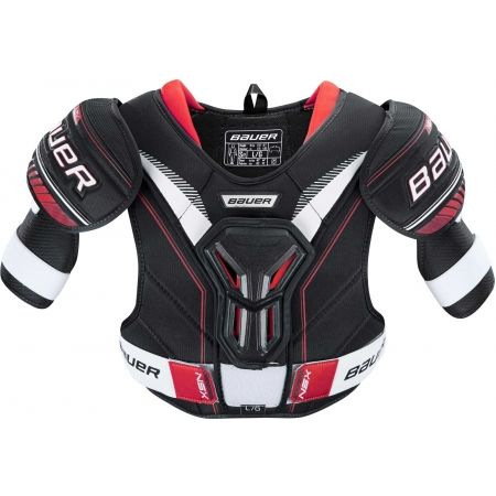 Bauer NSX SHOULDER PAD JR - Naramienniki hokejowe juniorskie