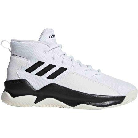 Pánska basketbalová obuv - adidas STREETFIRE - 1 0bbecf8f498