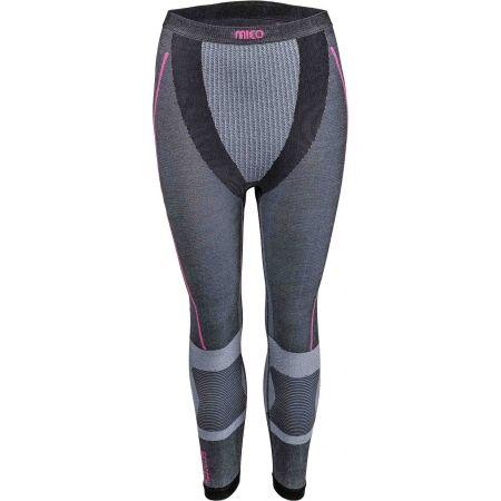 Dámské spodní kalhoty - Mico 3/4 TIGHT PANTS SKIN - 2