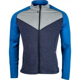 Mico HALF NECK FULL ZIP SHIRT - Men's sweatshirt