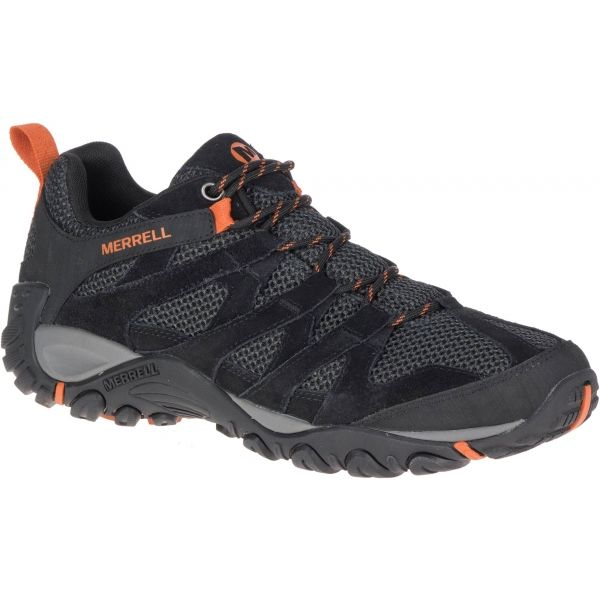 Merrell ALVERSTONE fekete 12 - Férfi outdoor cipő