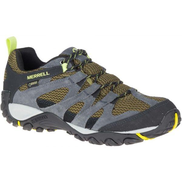 Merrell ALVERSTONE GTX - Pánska outdoorová obuv