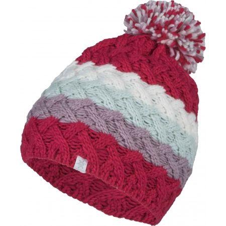 Dívčí pletená čepice - Lewro CLEFAIRY