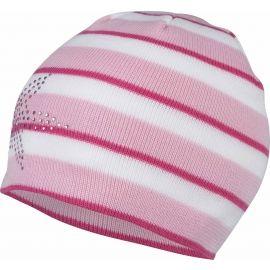 Lewro BEAUTIFLY - Căciulă tricotată fete